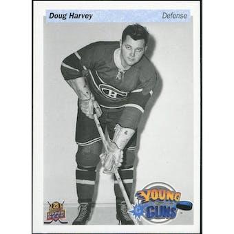 2014/15 Upper Deck 25th Anniversary Young Guns #UD25DH Doug Harvey NCDC