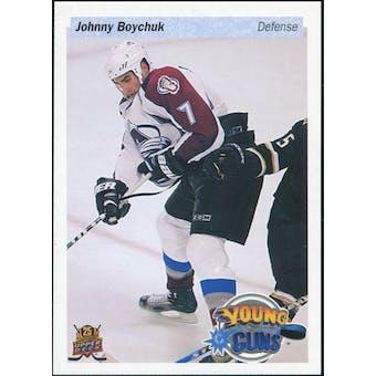 2014/15 Upper Deck 25th Anniversary Young Guns #UD25JB Johnny Boychuk NCDU