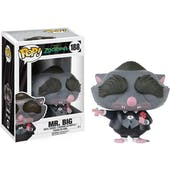 Funko Pop Disney: Zootopia -  Mr. Big