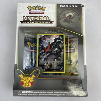 Pokemon: Mythical Collection Box (Darkrai)