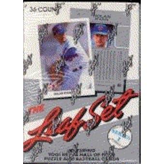 1990 Leaf Series 1 Baseball Wax Box