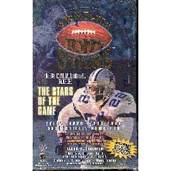 1998 Topps Stars Football Hobby Box