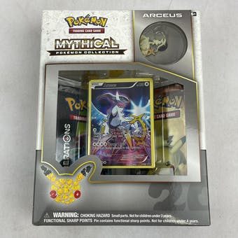 Pokemon: Mythical Collection Box (Arceus)