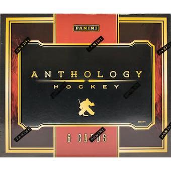 2015/16 Panini Anthology Hockey Hobby Box