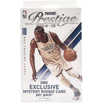 2014/15 Panini Prestige Basketball Hanger Box