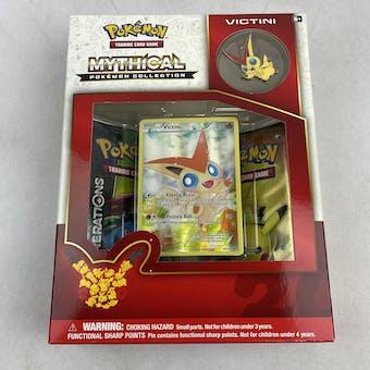 Pokemon: Mythical Collection Box (Victini)