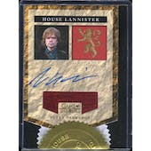 Game Of Thrones Season Five 9 Case Incentive Peter Dinklage Autograph Relic Card