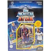 2016/17 Topps UEFA Champions League Match Attax Soccer Starter
