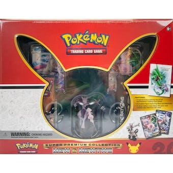 Pokemon Super-Premium Collection: Mew and Mewtwo Box