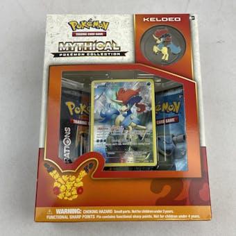 Pokemon: Mythical Collection Box (Keldeo)