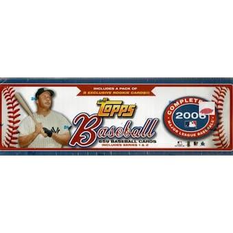 2006 Topps Factory Set Baseball Retail (Box)