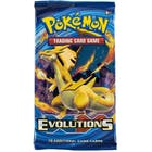Image for  12x Pokemon XY Evolutions Booster Pack