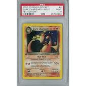 Pokemon Team Rocket 1st edition Dark Charizard 4/82 Holo Rare PSA 9
