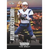2016 Leaf National Sports Collectors Convention #03-VIP Tom Brady