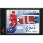 2016 Upper Deck National Sports Collectors Convention Room Key Ice Dylan Larkin