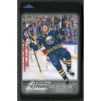 2016 Upper Deck National Sports Collectors Convention Room Key Young Gun Jack Eichel