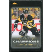 2016 Upper Deck National Sports Collectors Convention Room Key Stanley Cup Champions Sidney Crosby