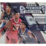 2016/17 Panini Contenders Draft Picks Basketball Hobby Box