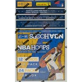 2016/17 Panini Hoops Basketball Hobby Box