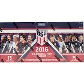 2016 Panini USA Soccer Hobby Box (Set)