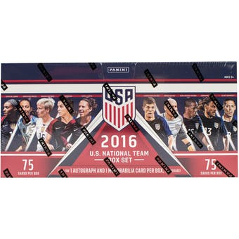 2016 Panini USA Soccer Hobby Box (Set)