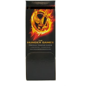 The Hunger Games Trading Cards 36-Pack Box (NECA 2012)