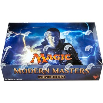 Magic the Gathering Modern Masters 2017 Edition Booster Box
