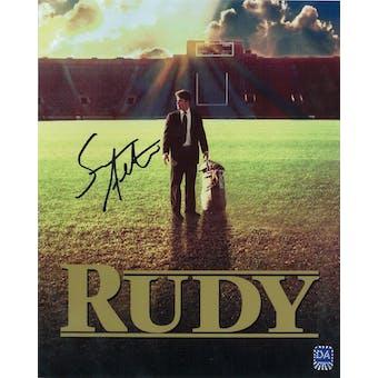 Sean Astin Autographed Rudy Field 8x10 Photo