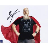 Bryan Johnson Autographed Cape 8x10 Comic Book Men Photo