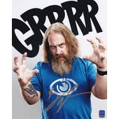 Bryan Johnson Autographed grrr 8x10 Comic Book Men Photo