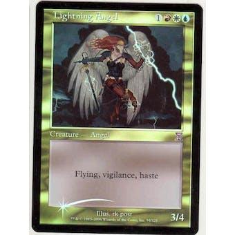 Magic the Gathering Time Spiral Single Lightning Angel Foil