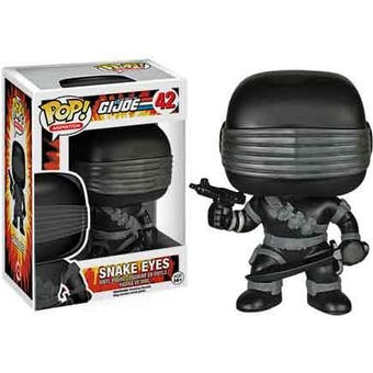Funko POP - GI Joe Snake Eyes