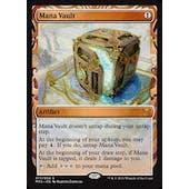 Magic the Gathering Kaladesh Inventions Single Mana Vault FOIL - NEAR MINT (NM)