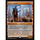 Magic the Gathering Kaladesh Inventions Single Steel Overseer FOIL - NEAR MINT (NM)
