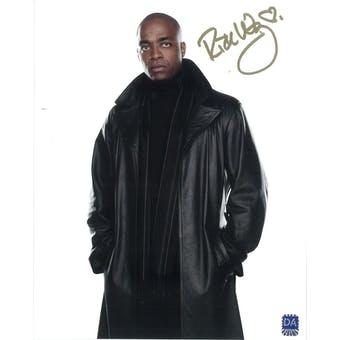 Rick Worthy Autographed standing 8x10 Supernatural Photo
