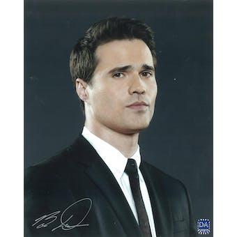 Brett Dalton Autographed Portrait 8x10 Agents of Shield Photo