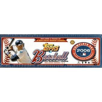 2006 Topps Factory Set Baseball Holiday (Box)
