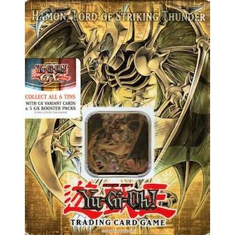 Upper Deck Yu-Gi-Oh 2006 Holiday Hamon, Lord of Striking Thunder Tin