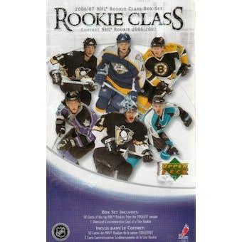 2006/07 Upper Deck NHL Rookie Class Hockey Hobby Set (Box)