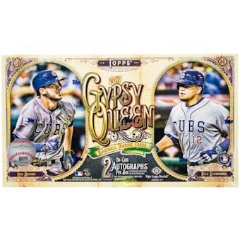 2017 Topps Gypsy Queen Baseball Hobby Box