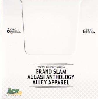2006 ACE Grand Slam Tennis Hobby Box