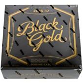 2016/17 Panini Black Gold Soccer Hobby Box