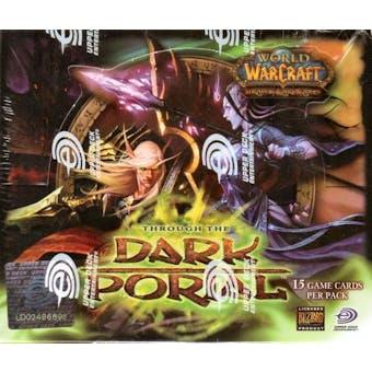 World of Warcraft Through the Dark Portal Booster Box