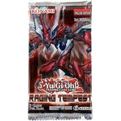Yu-Gi-Oh Raging Tempest Booster Pack