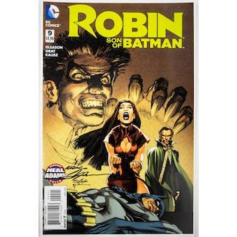 Neal Adams Autographed 11x17 Robin Son of Batman #9 Lithograph