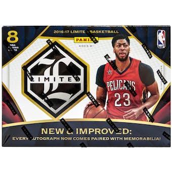 2016/17 Panini Limited Basketball Hobby Box