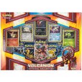 Pokemon Mythical Collection Deluxe Box (Volcanion)