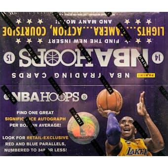 2014/15 Panini Hoops Basketball 24-Pack Box