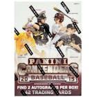 2015 Panini Contenders Baseball 7-Pack Blaster Box