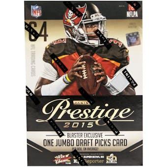 2015 Panini Prestige Football 8-Pack Box